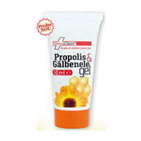 Propolis Galbenele Gel 50 ml
