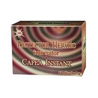 Protector hepatic forte - cafea instant 24 plicuri, Hofigal