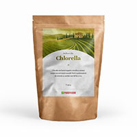Pulbere din Chlorella 250 g, Parapharm