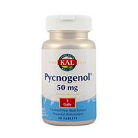 Pycnogenol 50mg 30 tbl, KAL
