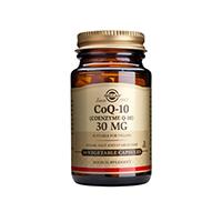 Coenzima (Coenzyme) Q-10 30mg 30 cps, Solgar