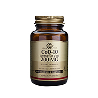 Coenzime Q-10 200mg 30 cps, Solgar