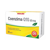 Coenzima Q10 60 mg 30 cps, Walmark