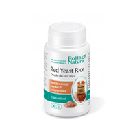 Red Yeast Rice 30 cps, Rotta Natura