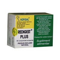 Redigest Plus 40 cpr, Hofigal