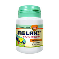 Relax! No Stress 10 cps, Cosmo Pharm
