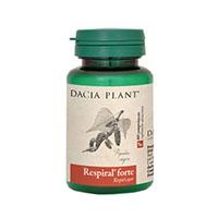 Respiral forte 60 cpr, Dacia Plant