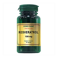 Resveratrol 100mg 30ps, Cosmo Pharm