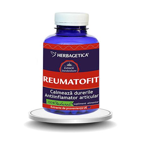 Reumatofit 120 cps, Herbagetica