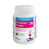 Rhodiola 60 cps, Bio Synergie