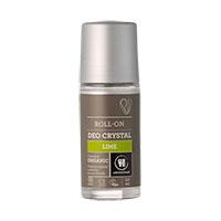Deodorant roll-on bio cu  Lamaie Verde 50 ml