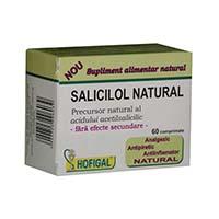 Salicilol natural 60 cpr, Hofigal