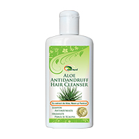 Sampon antimatreata cu extract de Aloe, Neem si Fenicul 200 ml, Ayurmed