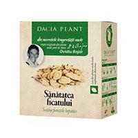 Ceai Sanatatea Ficatului 50g, Dacia Plant