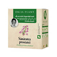 Ceai Sanatatea Prostatei 50g, Dacia Plant