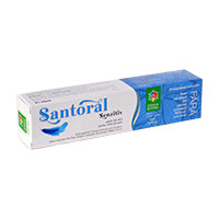 Pasta de dinti Santoral Senzitiv 75ml, Santo Raphael