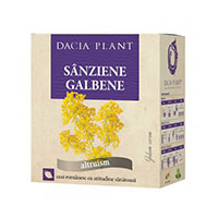 Ceai de Sanziene Galbene 50g, Dacia Plant