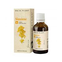 Tinctura de Sanziene 50ml, Dacia Plant