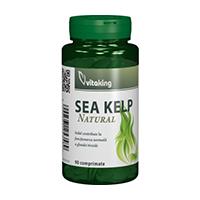 Alga Marina (Sea Kelp) 30mg 90 cpr, Vitaking
