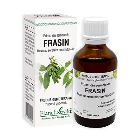 Extract din seminte de Frasin 50ml, Plantextrakt