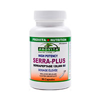 Serra Plus 30 cps, Provita Nutrition