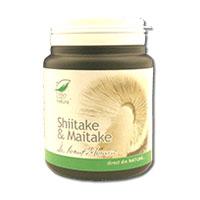 Shiitake & Maitake 30 cps