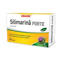 Silimarina forte 30 cpr, Walmark