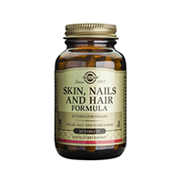 Skin, Nails and Hair Formula 60 tbl, Solgar