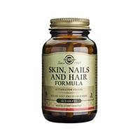 Skin, Nails and Hair Formula 60 tbl, Solgar