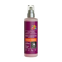 Spray balsam bio pentru par fara clatire, cu fructe de padure si extract marin 250 ml, Urtekram