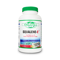 Squalene-E (Squalena) pura 120 cps