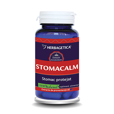 StomaCalm 30 cps, Herbagetica