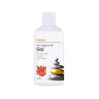 Suc organic de Goji