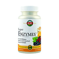 Super Enzymes 30 tbl, KAL