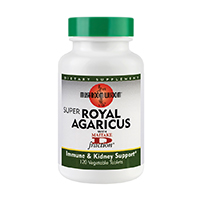 Super Royal Agaricus 120 tbl, Mushroom Wisdom
