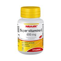 Super vitamina C 30 tbl, Walmark