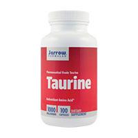 Taurine 1000mg 100 cps, Jarrow Formulas