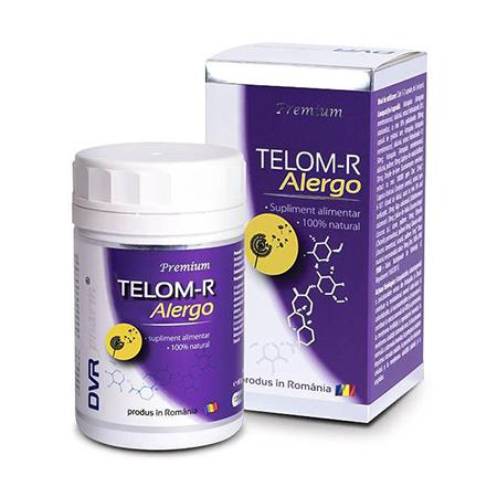 Telom-R Alergo 120 cps, DVR Pharm