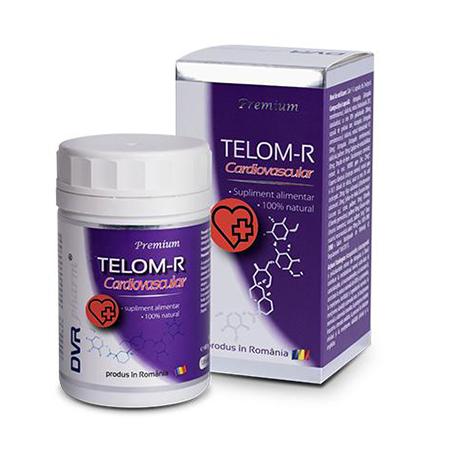 Telom-R Cardiovascular 120 cps, DVR Pharm