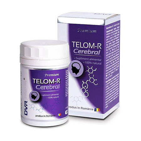 Telom-R Cerebral 120 cps, DVR Pharm