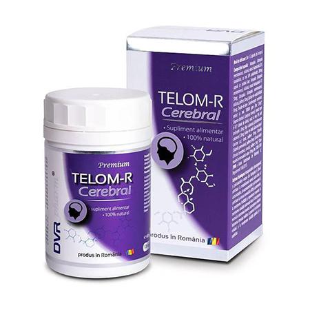 Telom-R Cerebral 120 cps, DVR Pharm