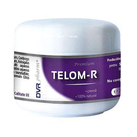 Telom-R crema 75 ml, DVR Pharm
