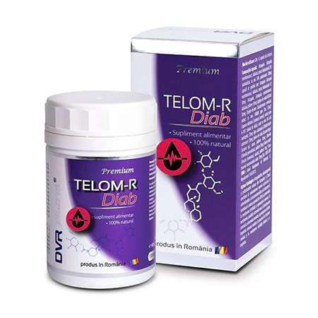 Telom-R Diab 120 cps, DVR Pharm