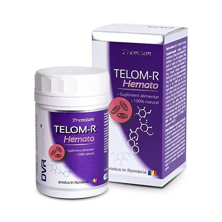 Telom-R Hemato 120 cps, DVR Pharm