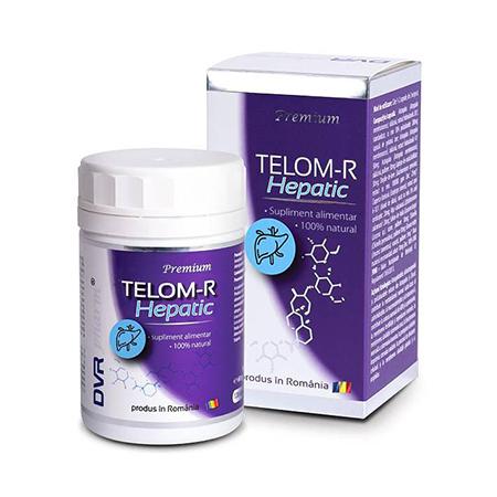 Telom-R Hepatic 120 cps, DVR Pharm
