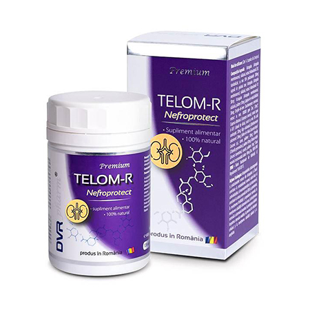 Telom-R NefroProtect 120 cps, DVR Pharm