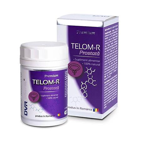 Telom-R Prostata 120 cps, DVR Pharm