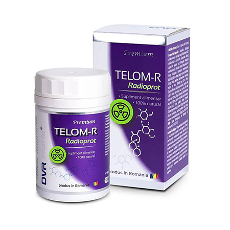 Telom-R Radioprot 120 cps, DVR Pharm