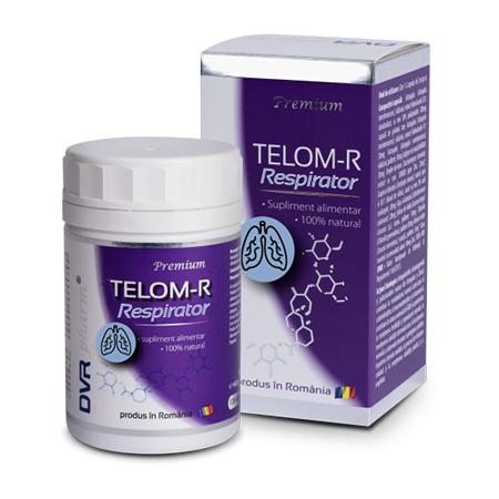 Telom-R Respirator 120 cps, DVR Pharm