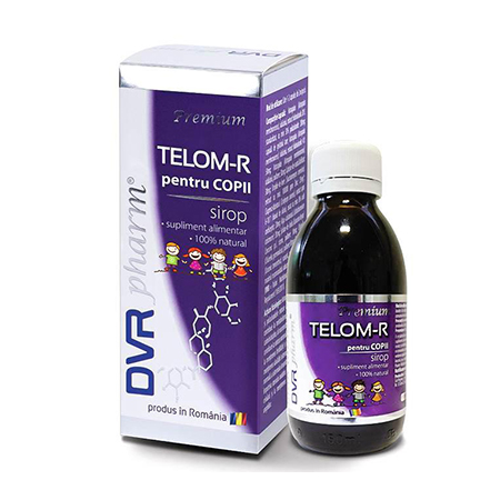 Telom-R sirop copii 150 ml, DVR Pharm